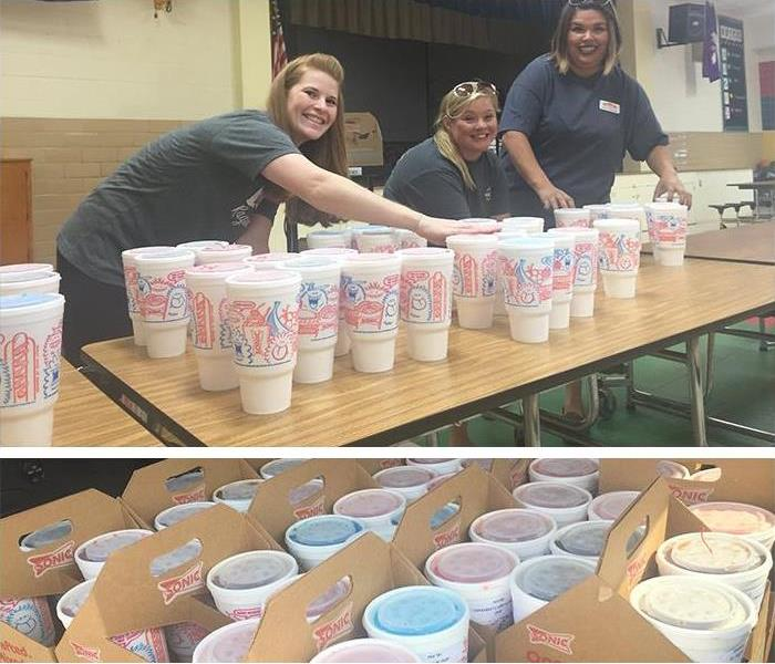 Raguet Elementary Sonic Drink Day