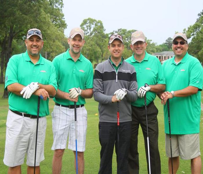 The 2015 Nacogdoches County Chamber's annual Blueberry Golf Bash