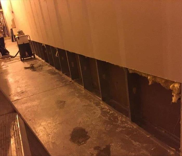Water Damage Commercial Water Loss In Lufkin Texas