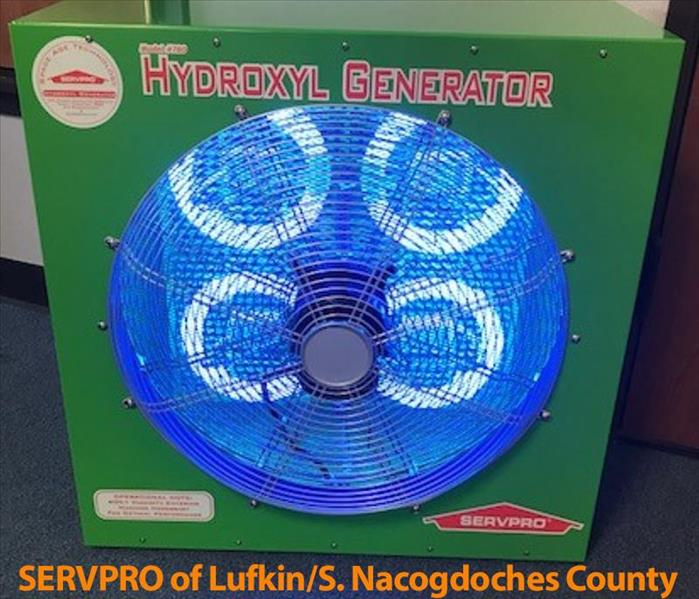 Why SERVPRO How To Safely Remove Ordos, Kill Germs And Clean The Air In Nacogdoches, Texas