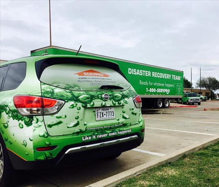 General For Immediate Service in Lufkin or Nacogdoches, Call SERVPRO