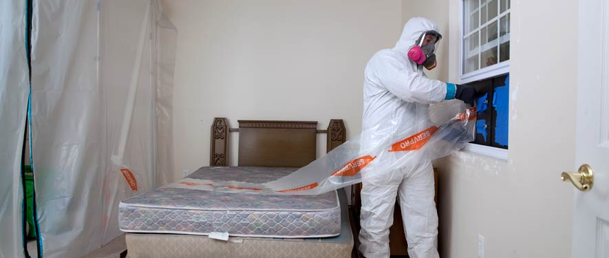 Lufkin, TX biohazard cleaning
